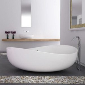 Free Standing Resin Bath Tubs