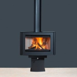 FIREPLACES and PELLET STOVES
